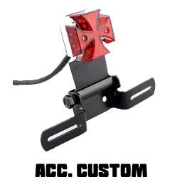 Accesorios para la Moto Custom